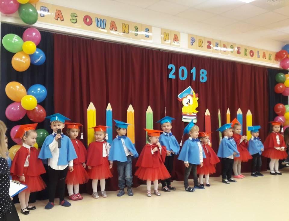 Pasowanie na Przedszkolaka 2018